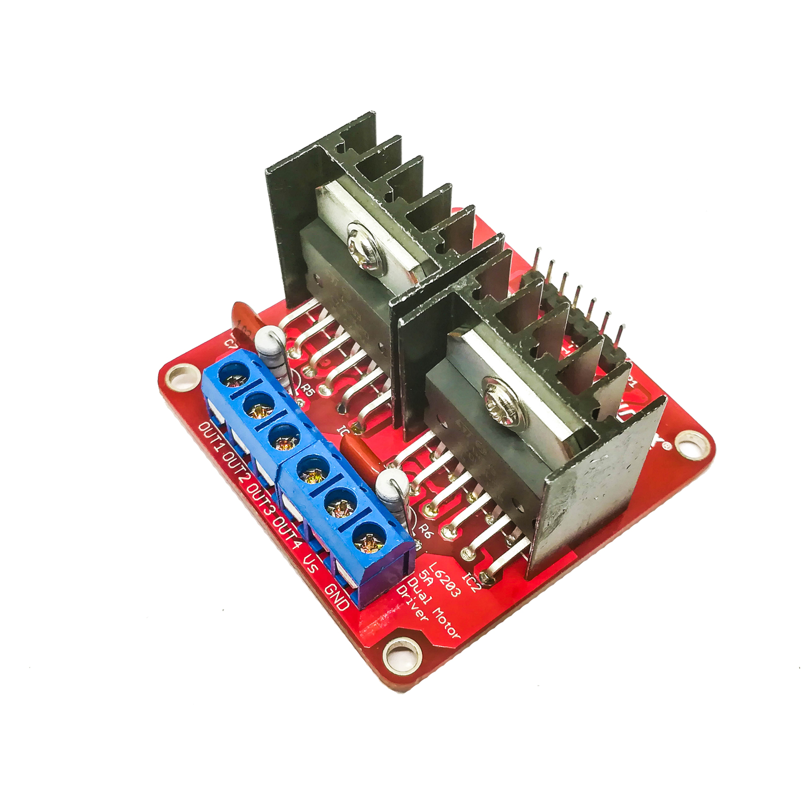 Dagaya 20 Vnh5019 Based Dual Motor Driver Aptinex Circuit Diagram Of Microcontroller And Related Products