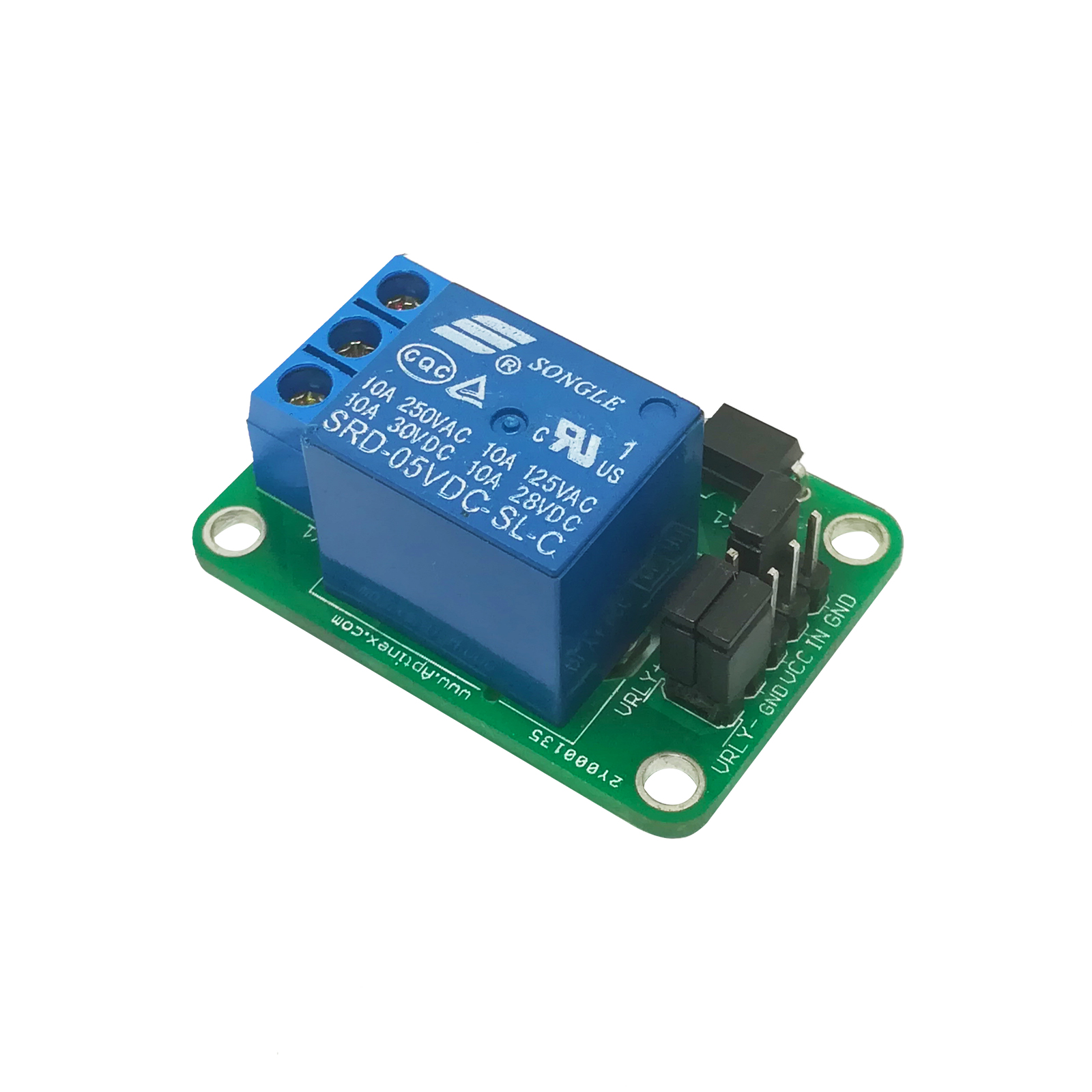 Dual Channel Opto Isolated Triac Module Aptinex Arduino 110v Power Controller Circuit Add To Wishlist Loading