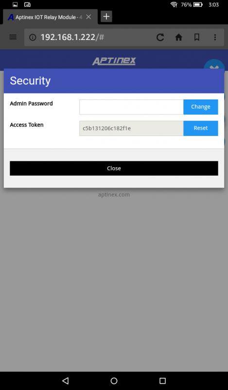 User Documentation for ESP8266 based Aptinex IOT Nodes – Aptinex